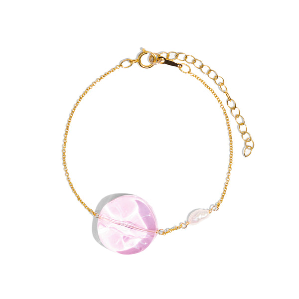 The Gold Candy Cloud Bracelet