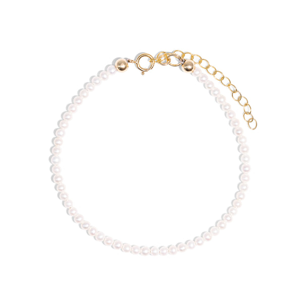 The Gold Cosmic Frost Bracelet