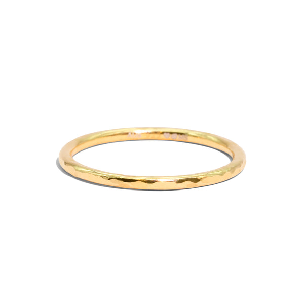 The Gold Impression Ring