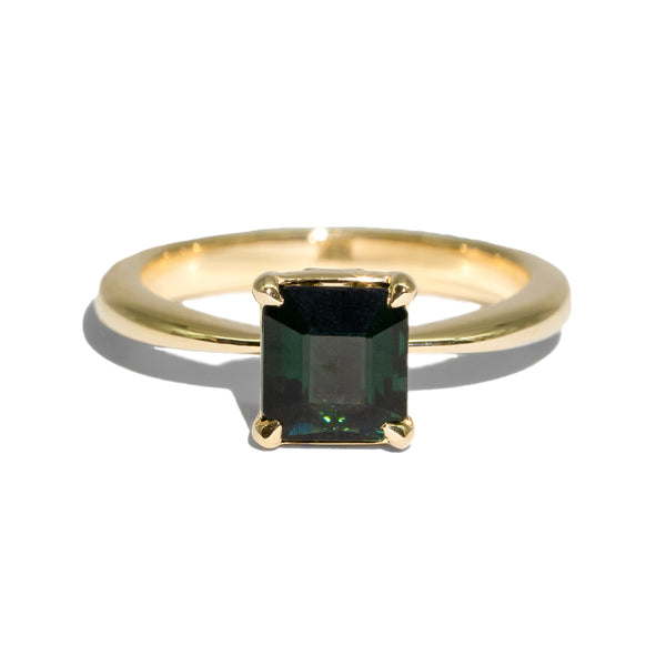 The Maria Solitaire Tourmaline Ring