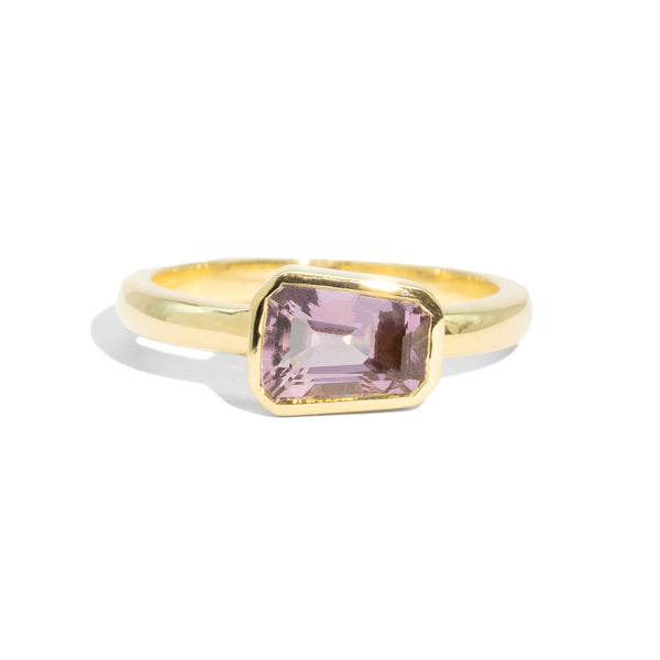 The Banks Solitaire Spinel Ring