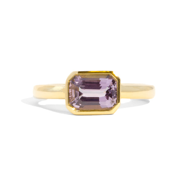 The Jessa Solitaire Spinel Ring