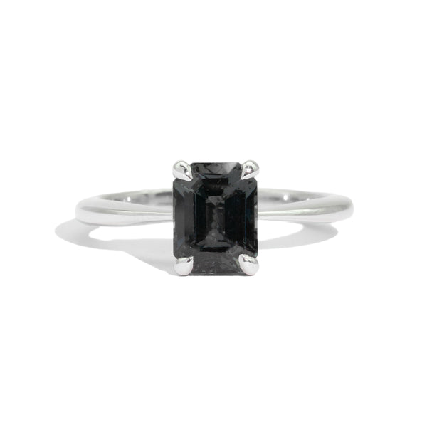 The Portia Solitaire Spinel Ring