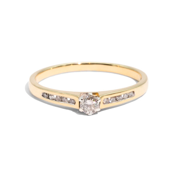 The Tilly Vintage Diamond Ring
