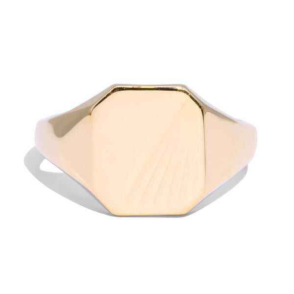 The Rufus Vintage Signet Ring