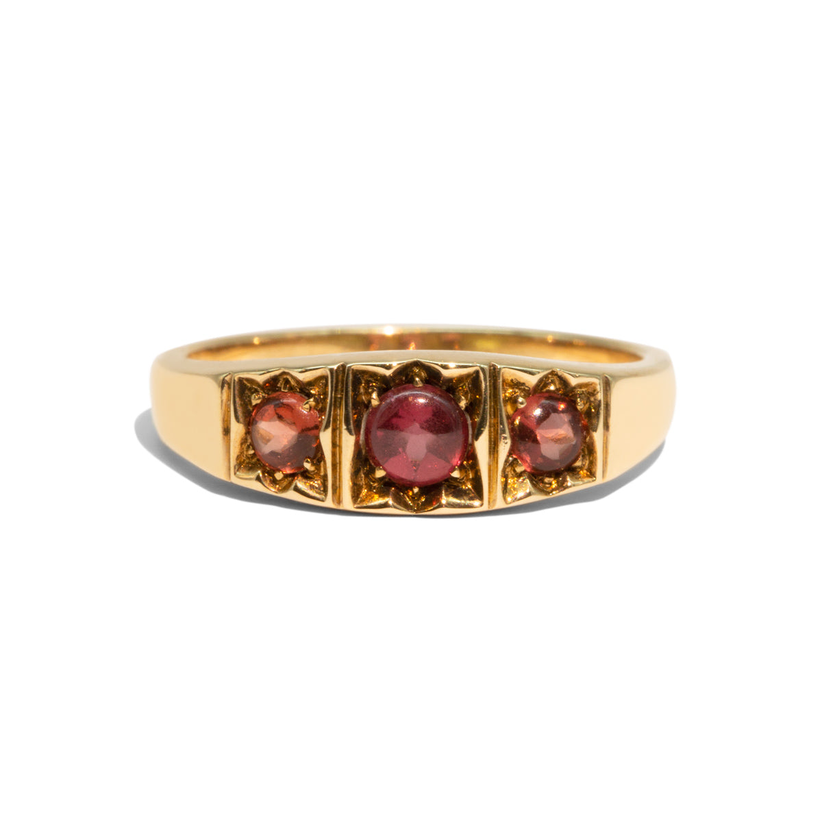 The Harriet Vintage Tourmaline Ring