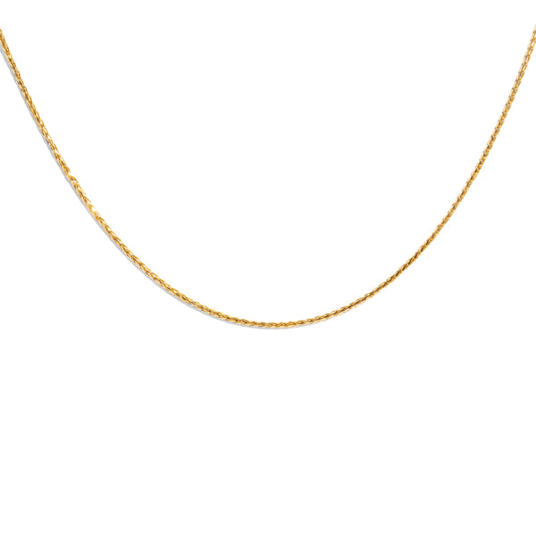 The Charlotte Vintage Chain Necklace