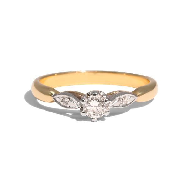 The Esmé Vintage Diamond Ring