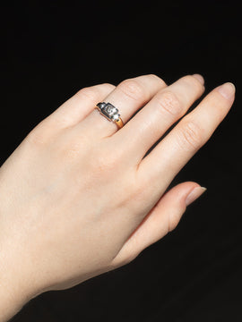 The Nora Vintage Diamond Ring
