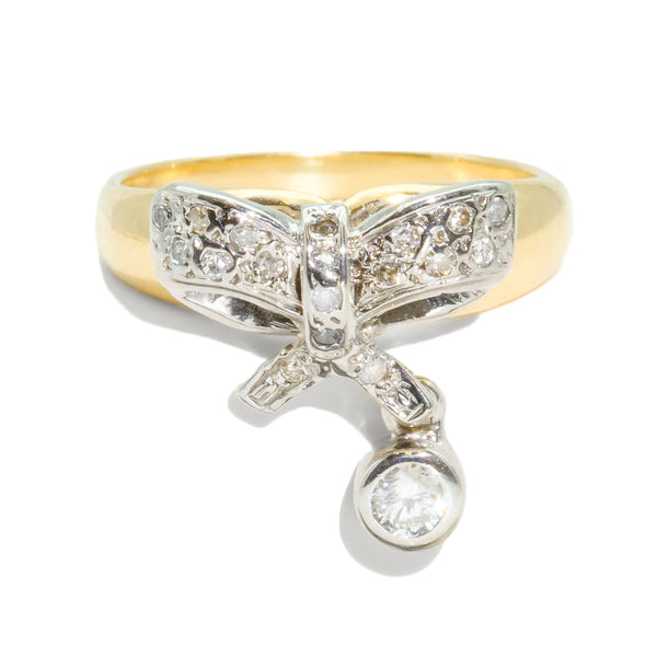 The Aline Vintage Diamond Ring