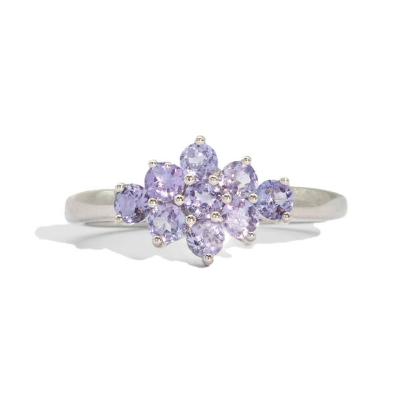 The Tallulah Vintage Iolite Ring