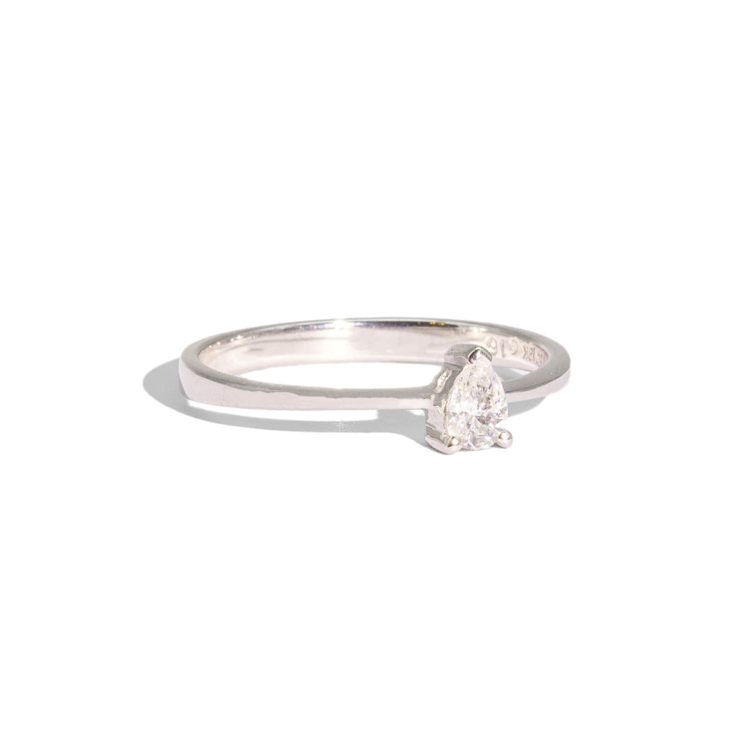 The Nancy Vintage Diamond Ring
