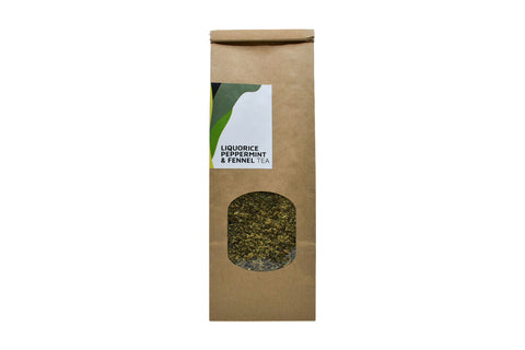 Liquorice, Peppermint & Fennel Loose Leaf Tea 100g