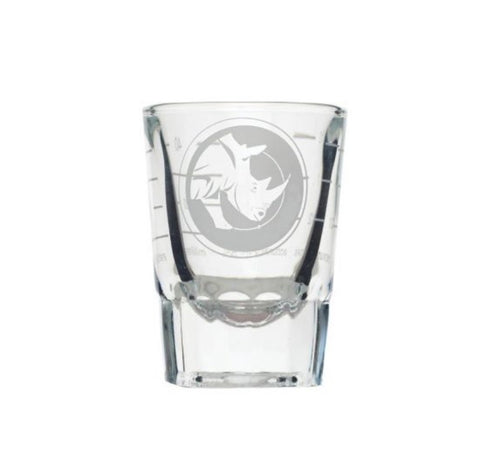 Rhino Shot Glass