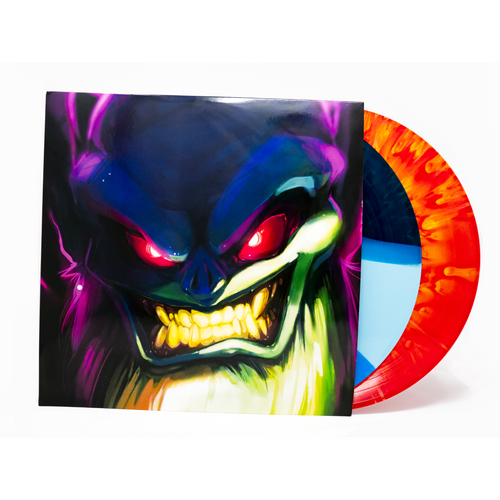 Crypt of the NecroDancer Vinyl Soundtrack