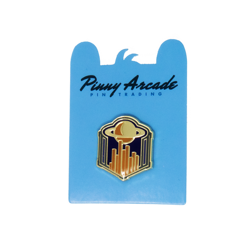 Pinny Arcade Industries of Titan Pin