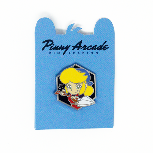 Pinny Arcade Ready, Set, Shovel!