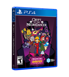 Crypt of the NecroDancer Physical Collector's Edition PRE-ORDER