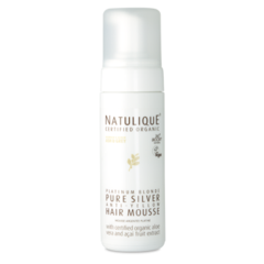 Natulique Pure Silver Hair Mousse