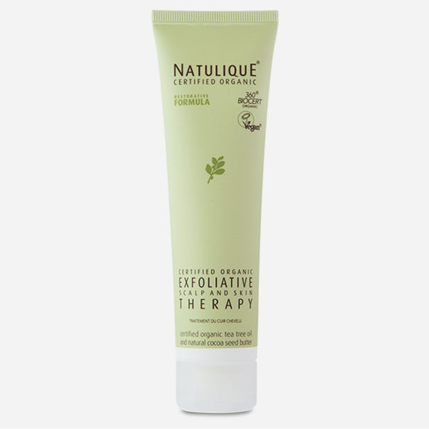 Natulique Organic Exfoliative Scalp And Skin Therapy