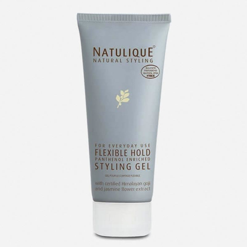 Natulique Organic Flexible Hold Styling Gel