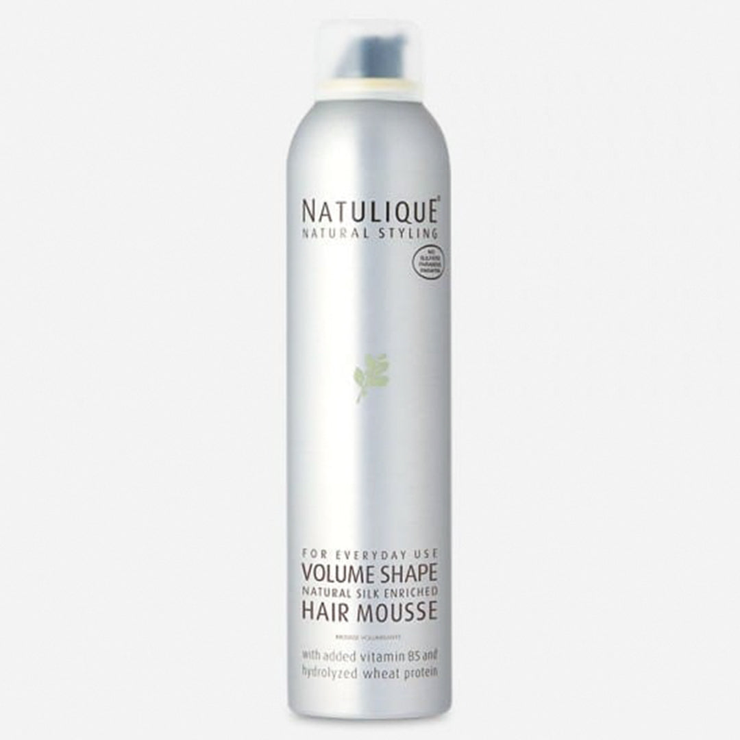 Organic/Natural  Volume Shape  Hair Mousse