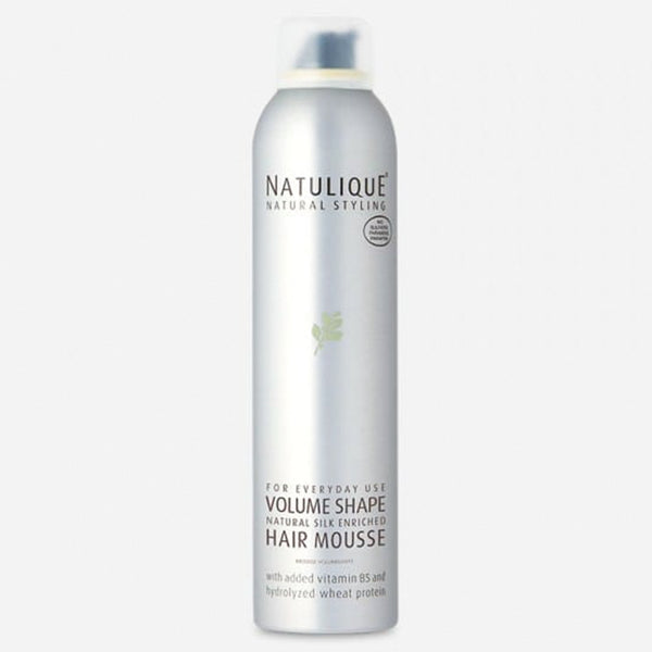 Organic Natural  Volume Shape  Hair Mousse