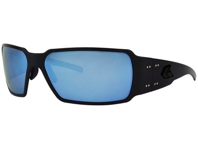 Grey Polarized w/ Blue Mirror