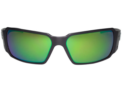 Brown Polarized w/ Green Mirror