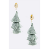 Sea Shell Tassels