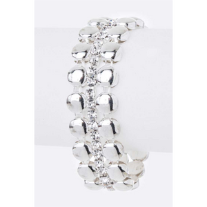 Crystal Accent Bracelet