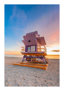 Miami Beach Lifeguard Tower - Sale
