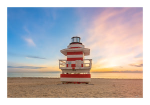 Lifeguard Lighthouse Tower - Sale