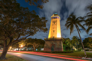Alhambra Water Tower in Coral Gables