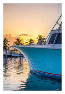 Sunset Boat - Sale