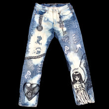 Load image into Gallery viewer, [ANGELCHROME] 1/1 DENIM