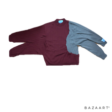 Load image into Gallery viewer, [TETRA SLEEVE] Crewneck 003