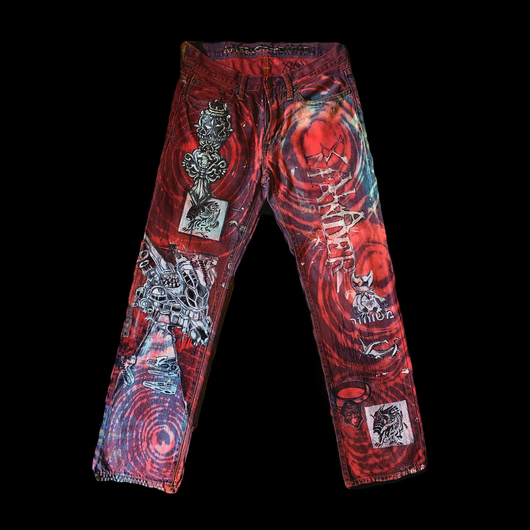 [DEVINEDESIGN] Art Denim