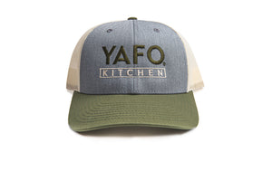Yafo Kitchen Trucker Hat
