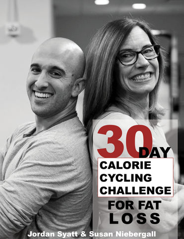 CALORIE CYCLING GUIDE (30 DAY CHALLENGE)