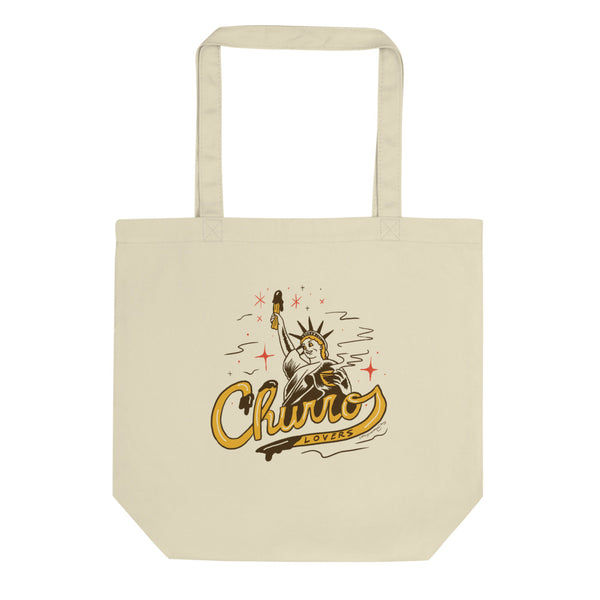 Churro Lovers for Mercado Little Spain Tote Bag