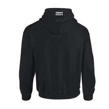 Load image into Gallery viewer, HOODIE BLACK - BOXLOGO