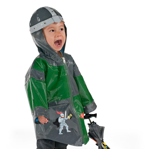 Dragon Knight Raincoat
