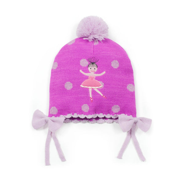 Ballerina Knit Hat
