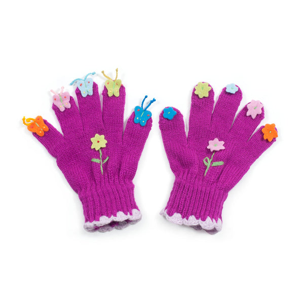 Butterfly Gloves