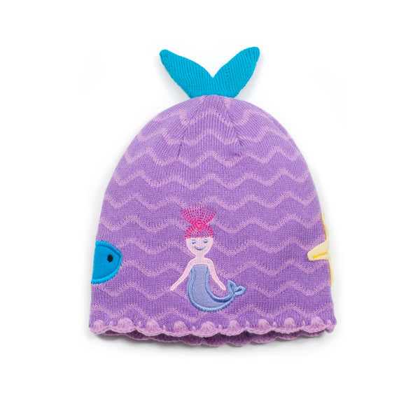 Mermaid Knit Hat