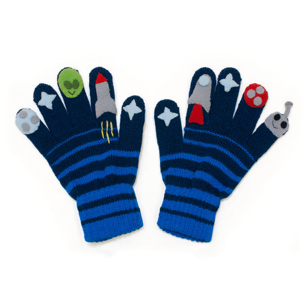 Space Hero Gloves