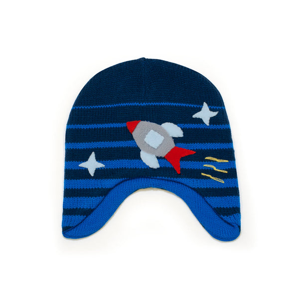 Space Hero Knit Hat