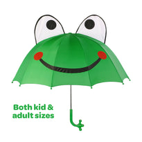 Frog Kidorable Kids Knitted Scarves