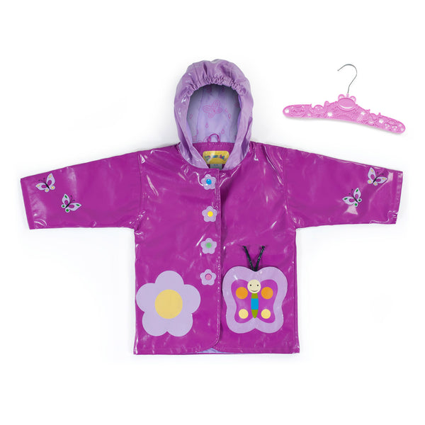 Butterfly Raincoat